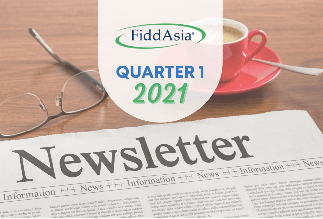 FiddAsia Newsletter Q1 2021
